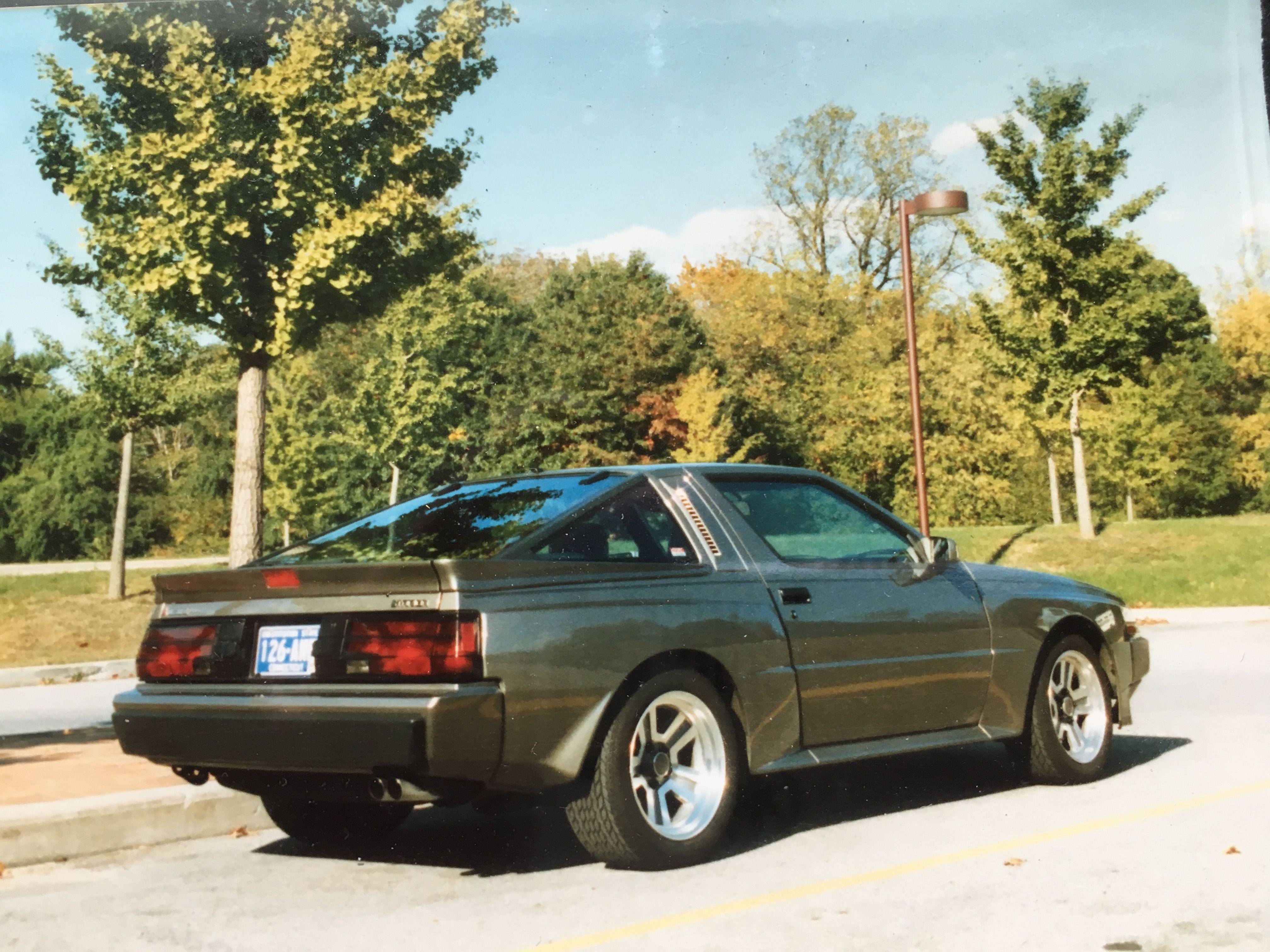 Mitsubishi Starion Esi R 1986 Classic Dodge Conquest