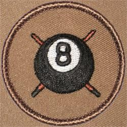 Eightball Patrol Patch (#273)