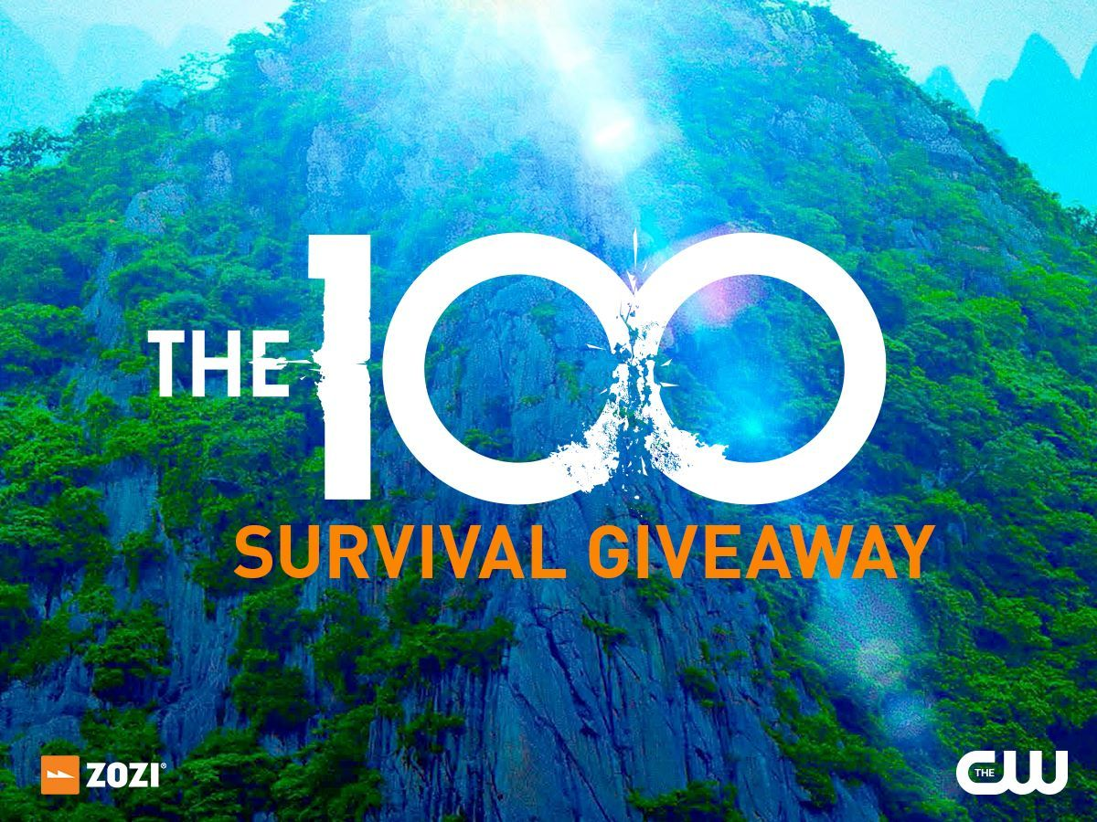 Survival isn't who you are. It's who you become.   are you a survivor? Enter to win an Amazon Adventure or an ultimate survival kit from CW & ZOZI find out!   #The100 premieres Wednesday March 19th at 9/8c