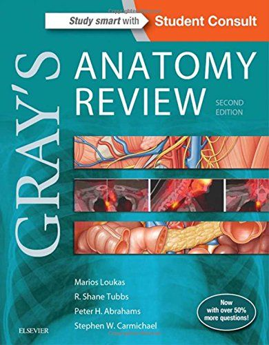 Gray\'s Anatomy Review 2nd Edition PDF | Anatomy, Med school and ...