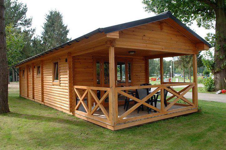 Casas de madera en espa a casas pinterest casas de - Casas prefabricadas de madera espana ...
