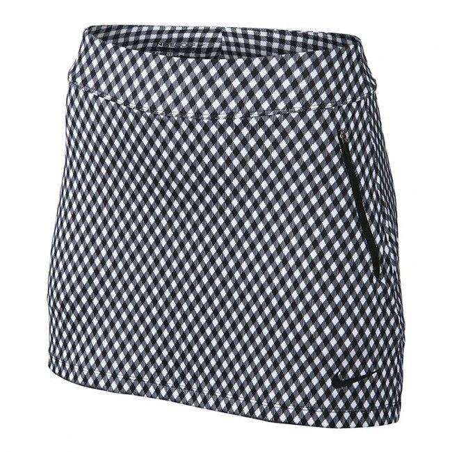 b9dcb40832 Falda Nike Golf Gingham Flight Ladies.. Falda pantalón Nike Golf para  mujeres