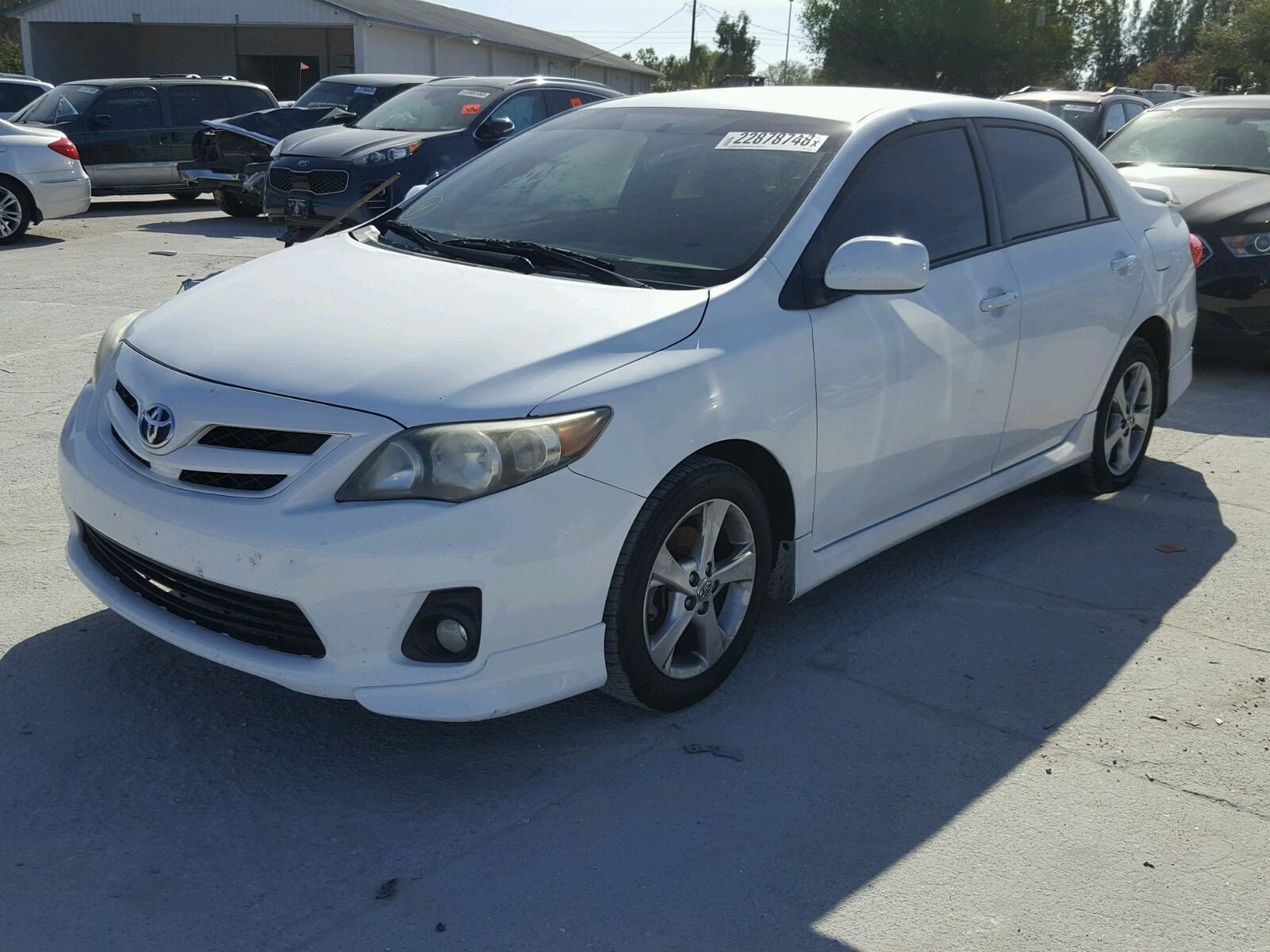 Get The Best Deal On 2011 Toyota Corolla Ba 1 8l For Sale At