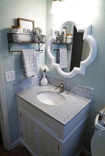 50 Half Bathroom Ideas That Will Impress Your Guests And Upgrade Your House