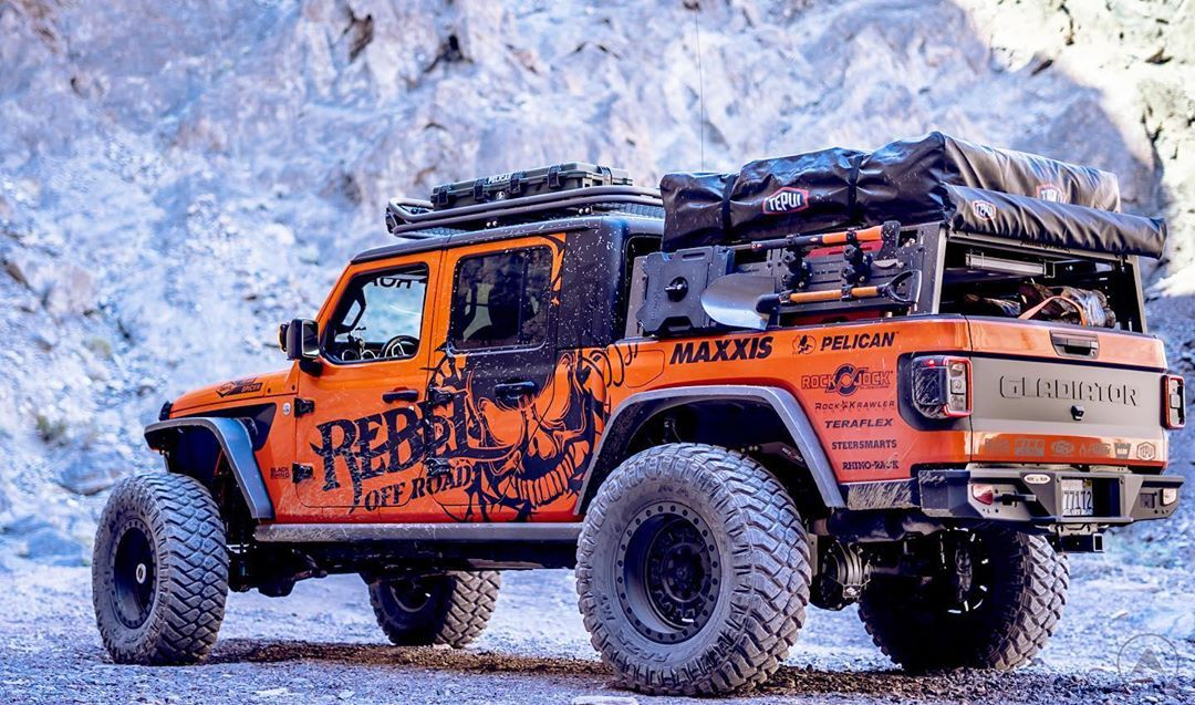 659 Likes 4 Comments Consult Build Deliver Rebeloffroad On Instagram Get Your Adventure On Xplorr In 2020 Jeep Gladiator Jeep Pickup Truck Dream Cars Jeep