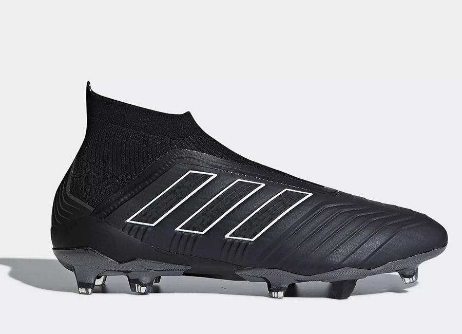 Football Soccer Futbol Adidasfootball Footballboots Adidas Predator 18 Fg Shadow Mode Core Black C Adidas Soccer Boots Football Boots Adidas Predator