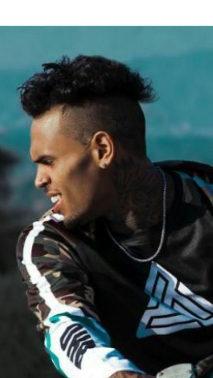 Chris Brown S Haircut Is Chris Brown Hair Chris Brown Chris B