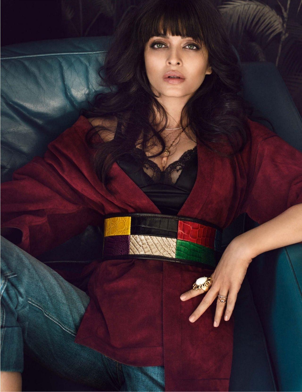 Aishwarya Rai S Vogue Photo Shoot Is Mind Blowingly Awesome Vogue India Fashion Vogue Photo