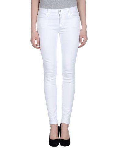 J BRAND Denim trousers. #jbrand #cloth #dress #top #skirt #pant #coat #jacket #jecket #beachwear #