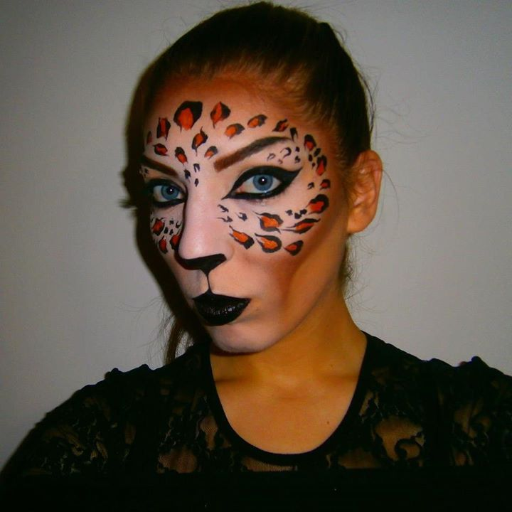 Pin on Face Paint