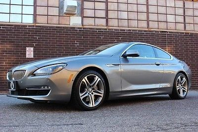 2013 BMW 6-Series Base Coupe 2-Door BEAUTIFUL 2013 BMW 650i xDRIVE COUPE $102195 MSRP W https://t.co/K6tvG1xFRW https://t.co/5BAJRo8aLA