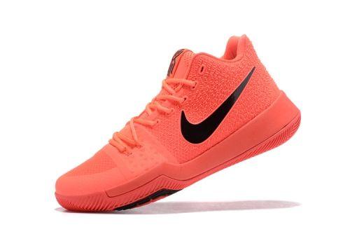 23edddfee4bb Latest and Newest Nike Kyrie 3 NIKEID Hyper Punch All Orange
