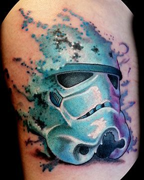 13 'Star Wars' Tattoos For The Galaxy's Most Badass Rebels