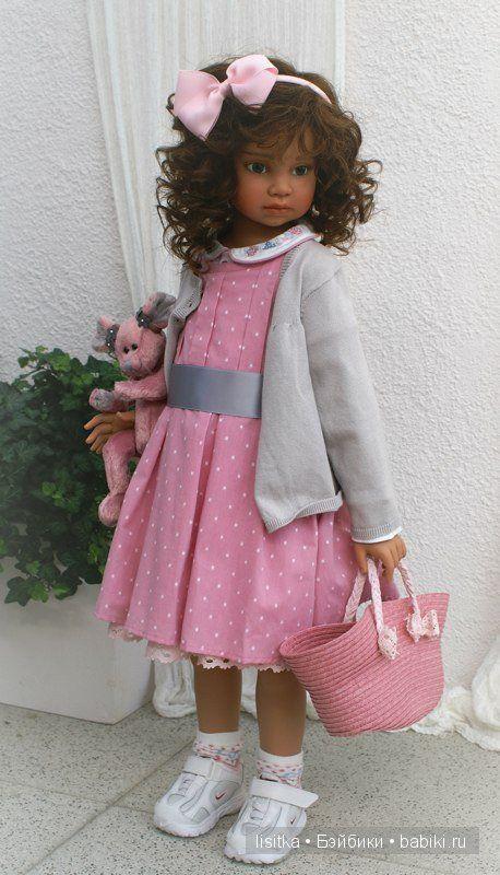 Коллекционные куклы Анжелы Суттер. Новая коллекция ...