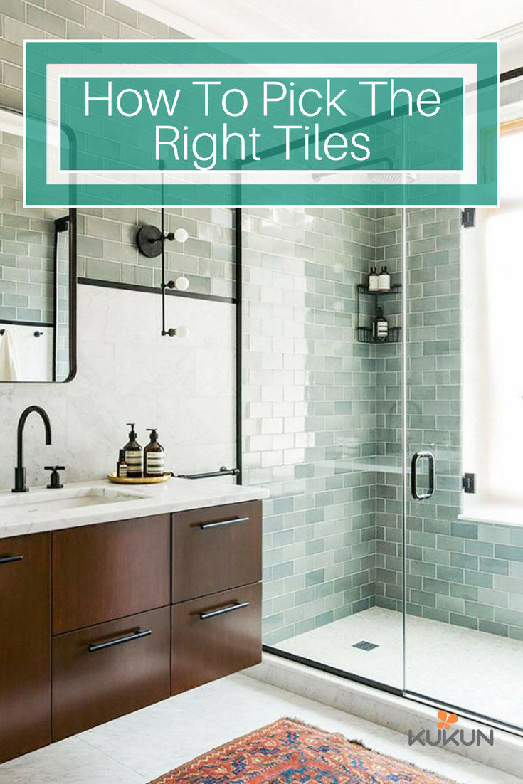 Choosing Tile Here S What You Need To Know Modern Bathroom