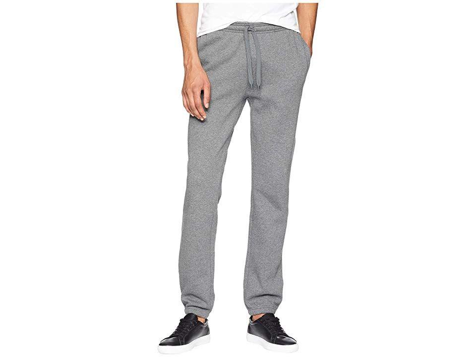 3a6a727c08 Lacoste Sport Fleece Tennis Pants (Pitch) Men's Casual Pants ...