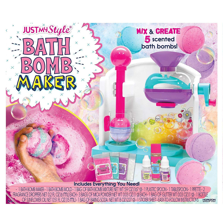 Just my style bath bomb maker by horizon group usa bath