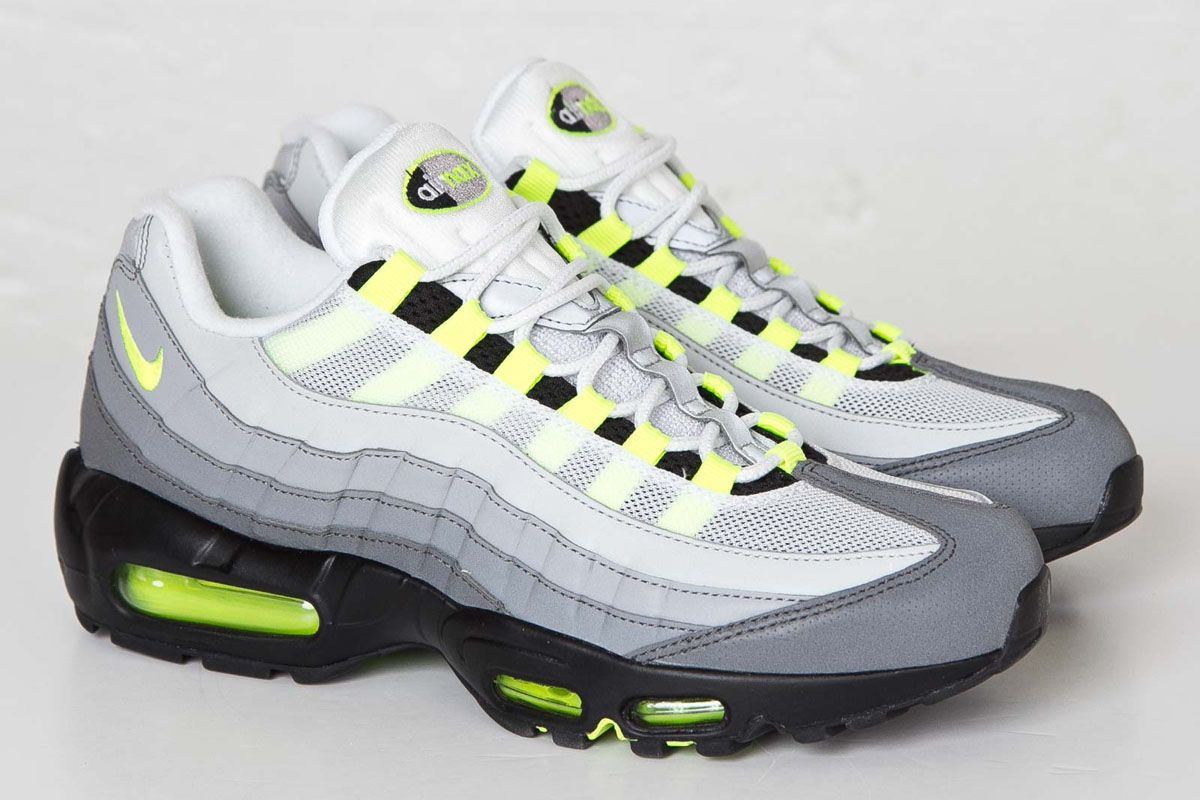 air max 95 reflective zebra