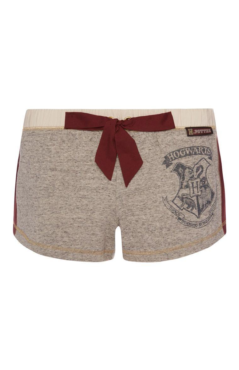 Harry Potter Pyjama Shorts #birthdaygoals | meu sonho | Pinterest ...
