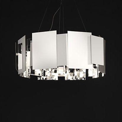 Oluce - Suspension lamps : Coroa - 480