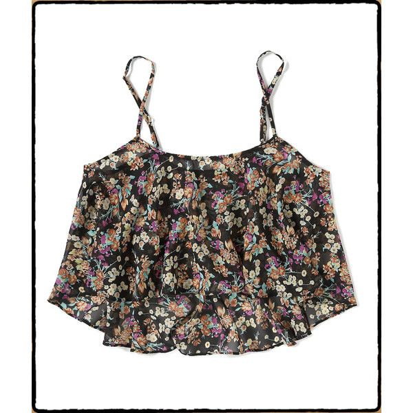 FOR LOVE & LEMONS Tour Bus Tank ($27) ❤ liked on Polyvore