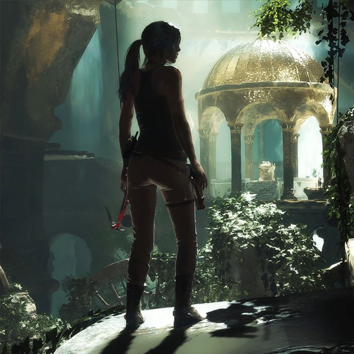 Tomb Rider Wallpaper: Rise Of The Tomb Raider