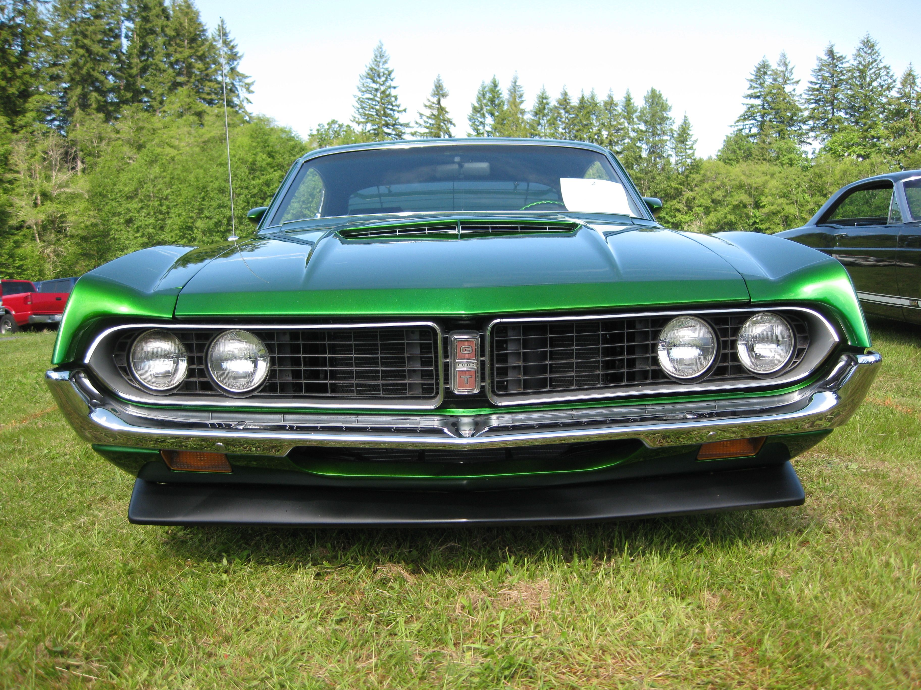 All 1971 Torino Gt Parts Metal Ford Torino Ford Motor Ford