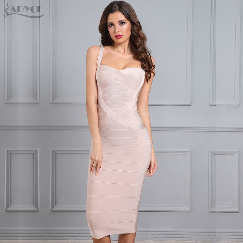 Like and Share if you want this Woman Bandage Dress Bodycon Party ...