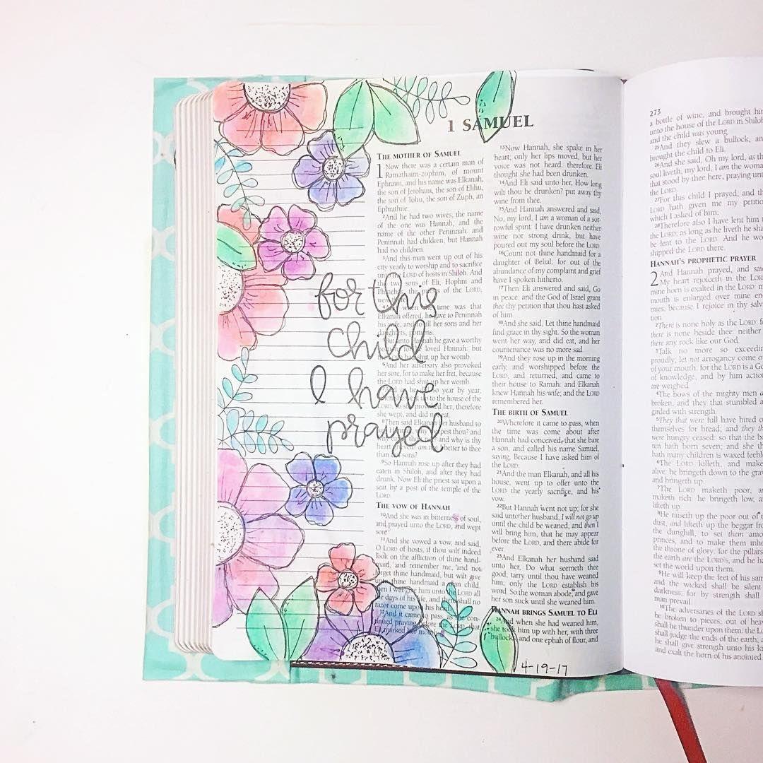 Samuel / kelsienoellee / I just love the story of Hannah | ** Bible ...