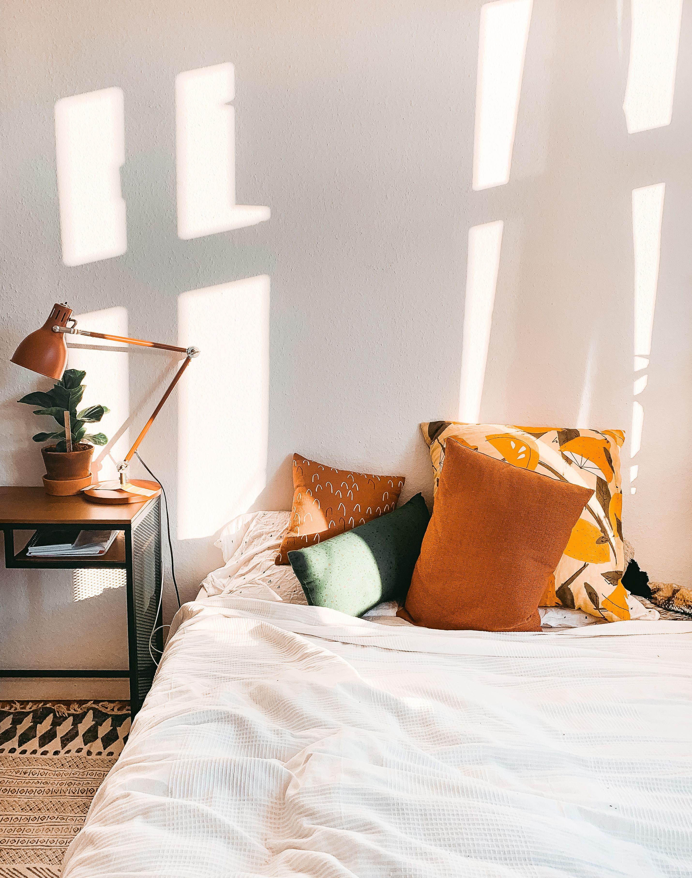 DekoTipps zum WohlfühlWohnen Weißes schlafzimmer dekor