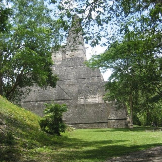 So beautiful. So humbling. So PROUD. I love walking around Tikal. It feels like I've been there before.