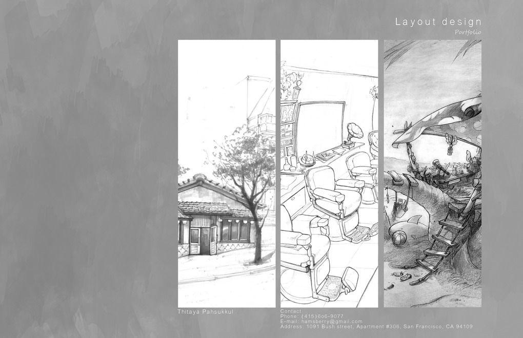 cup a tee: layout design portfolio | web design | pinterest, Innenarchitektur ideen