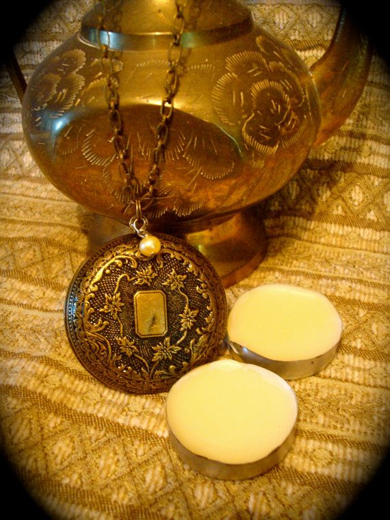 Egyptian Empress Refill Solid Perfume Fragrance by TheCraftyCastle, $12.00