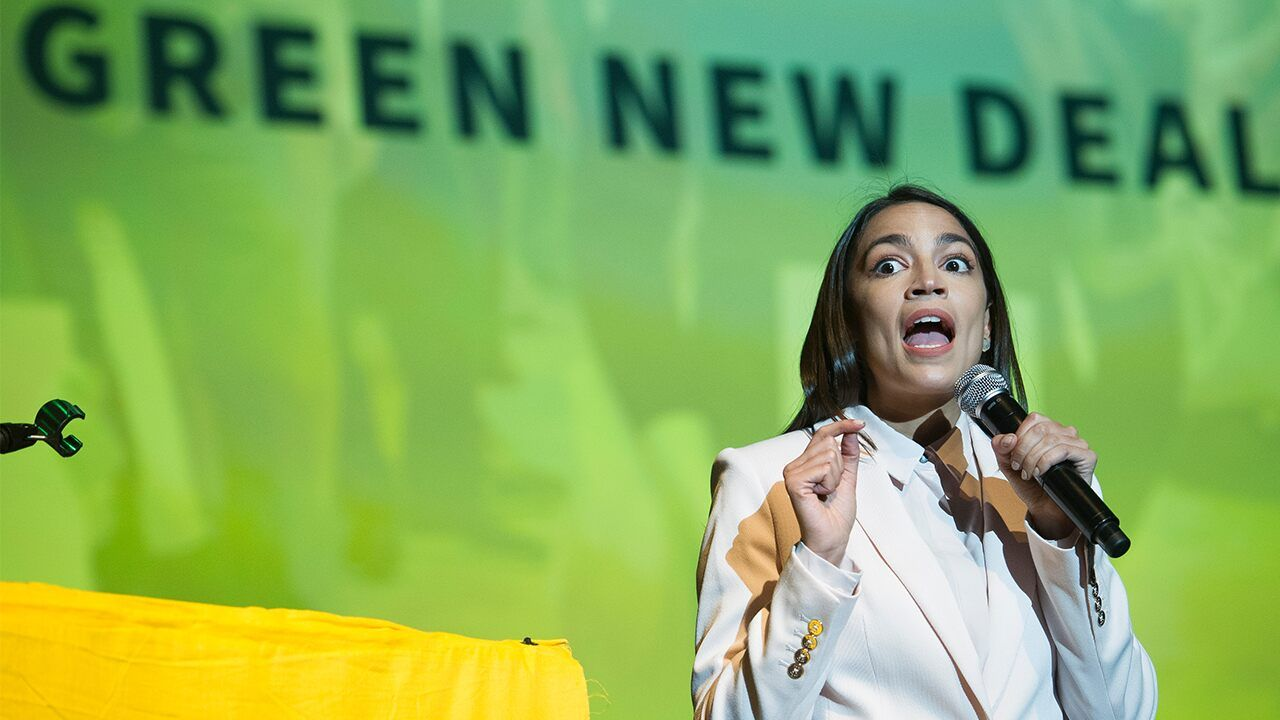 OcasioCortez warns that melting glaciers could release