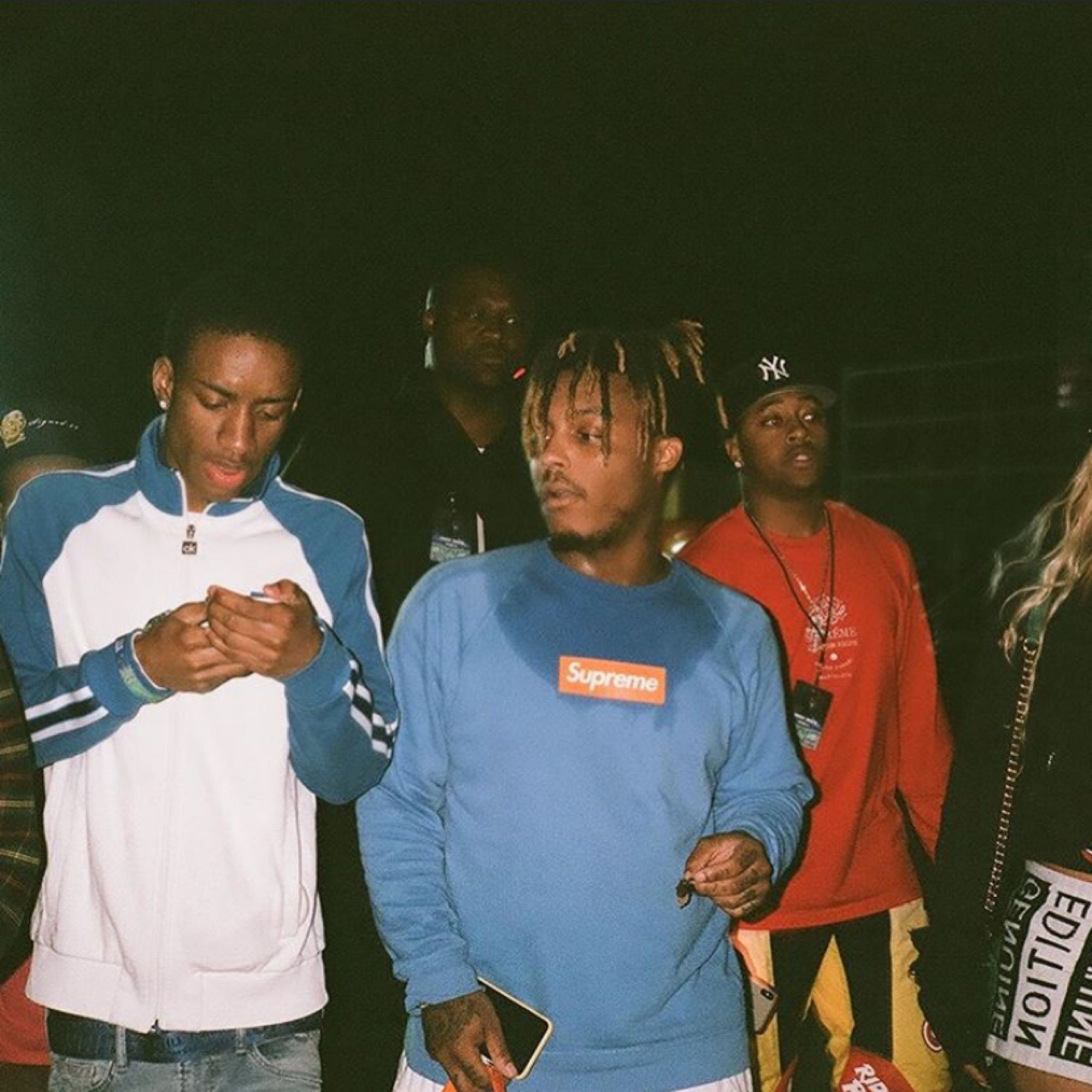 Pin by ℭ𝔞𝔩𝔩𝔲𝔫 on Juice WRLD in 2020 Badass aesthetic