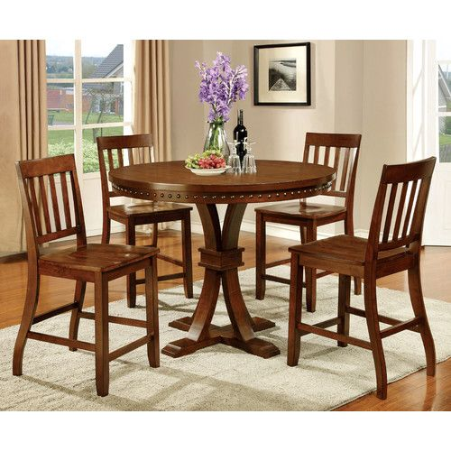 Jared Counter Height Dining Table | Counter height table sets, Patio ...