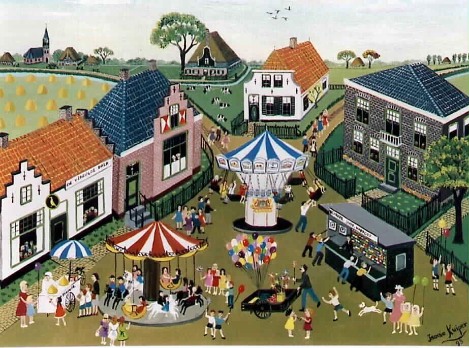 Jannie Kuiper - Oude Niedorp
