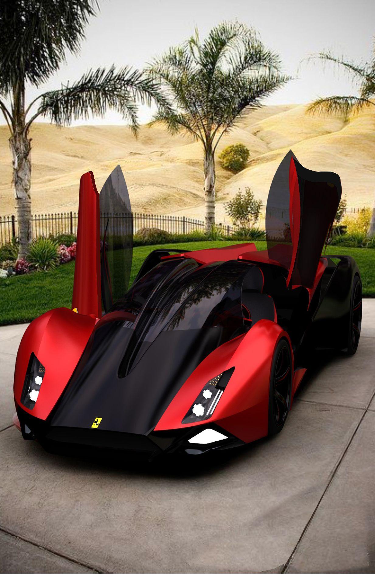 Ferrari F750 Concept Car