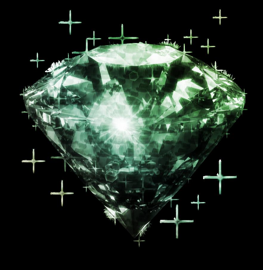 Green Diamond PNG by JSSanDA | itworks | Pinterest