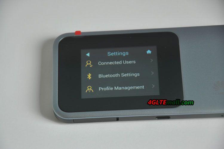 Huawei E5788 (E5788u-96a) Gigabit LTE Cat 16 Mobile Hotspot