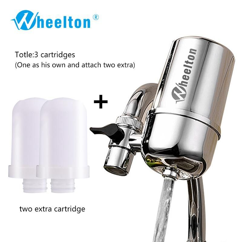 Wheelton Water Filter Filtered Water Faucet Alkaline Water Filter Alkaline Water