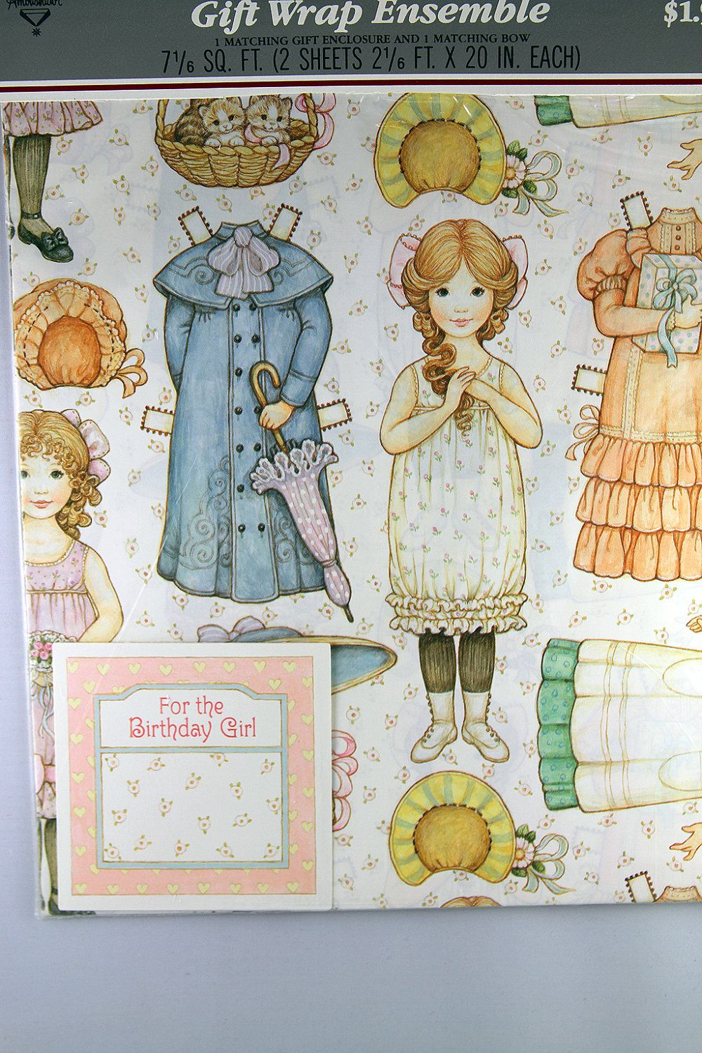 Paper Dolls Cut out