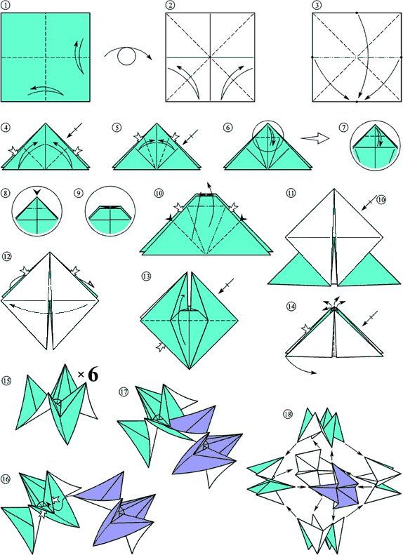 a9c3a39f655315654bfe18be52b4e93f diagrama del origami de la semana origami 8 pinterest modular origami diagrams at gsmportal.co