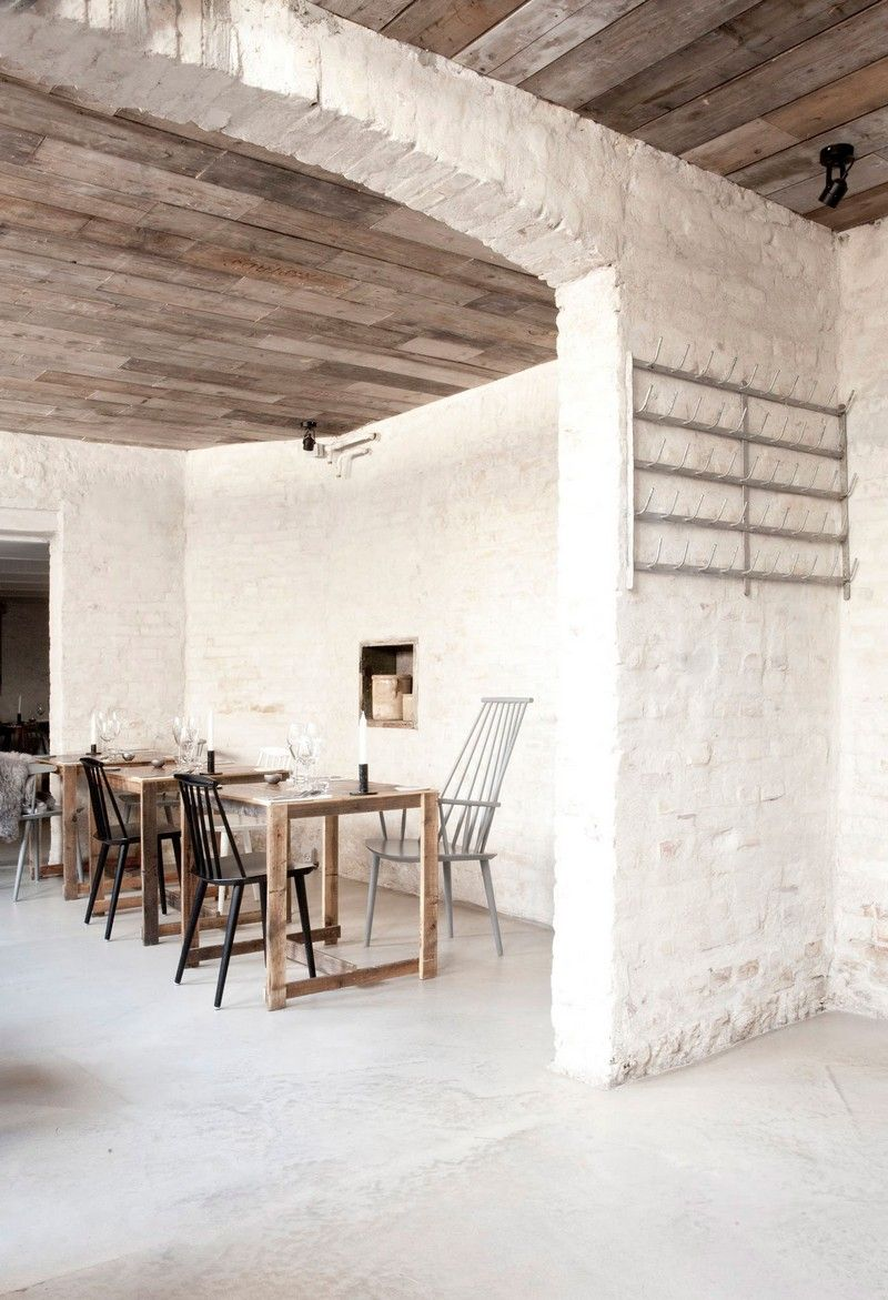 Host Restaurant Rustic Scandinavian Interior By Norm Architects Restaurant Design Rustic Restaurant Design Resturant Design