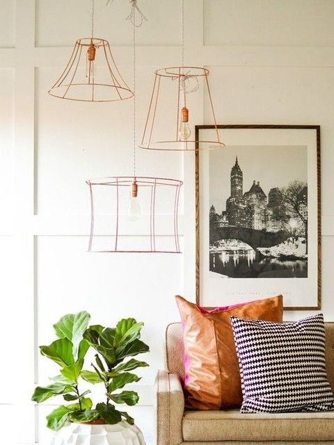 Illuminate Your Home with These Upcycling Projects
