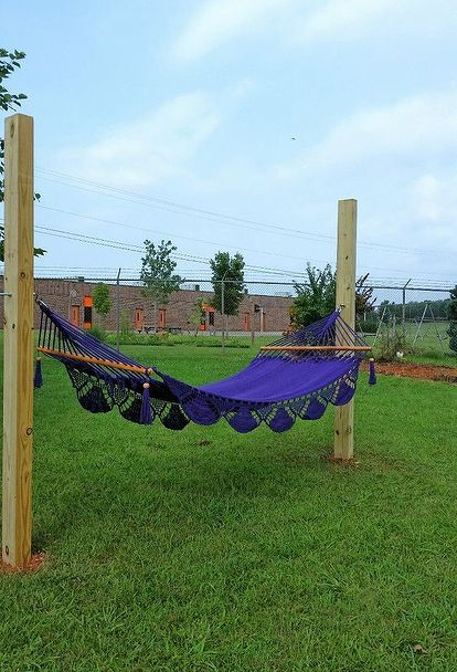 Poles Used For Hammock And Clothesline In 2019 For My