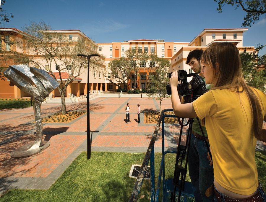 Ringling School Of Art And Design Campus Ringling College