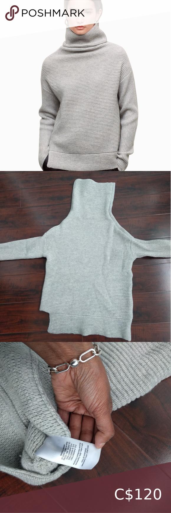 Practically new Aritzia Mika Sweater XS Practicall