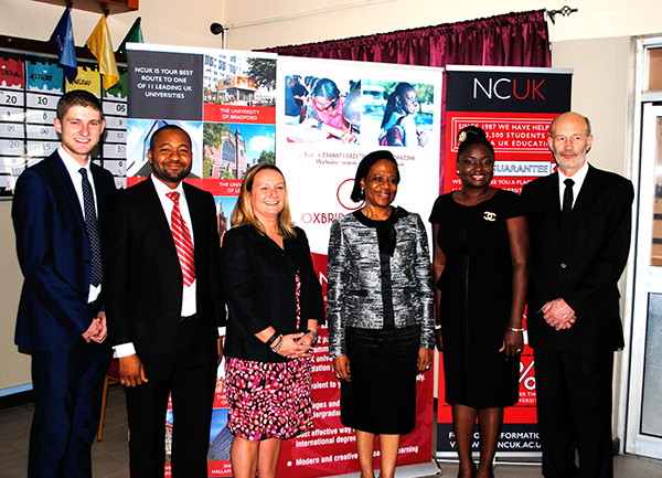 June 2016   New NCUK Pathway option for international students in Nigeria