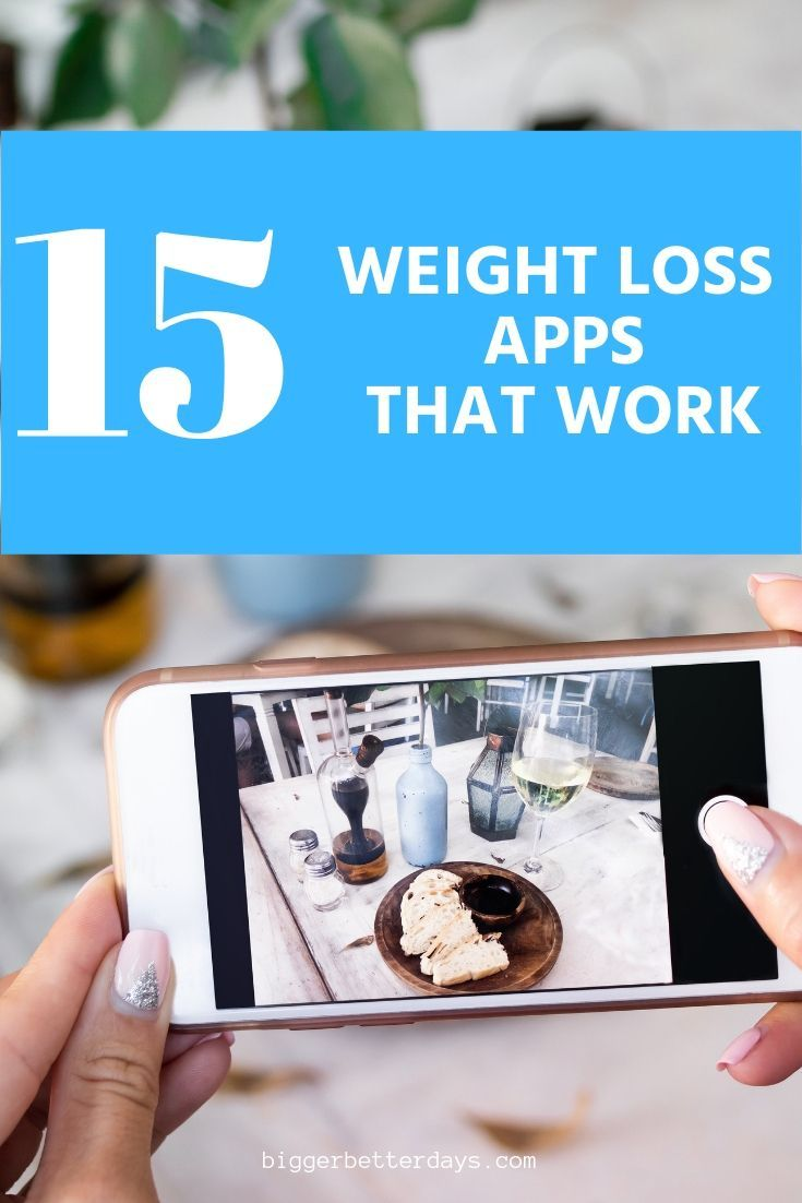 Pin on Weight Loss Apps